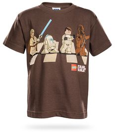 LEGO Star Wars Abbey Road Kids' Tee