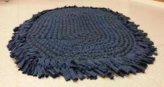 10 alfombras hechas con trapillo | Aprender manualidades es facilisimo.com