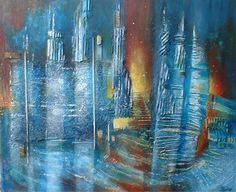 Artwork >> Sylvie Boulet >> exit night