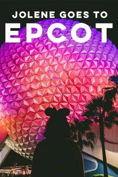 """Read about my trip """"around the world"""" at Disney's EPCOT!"""