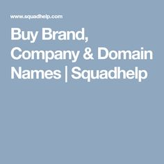 Buy Brand, Company & Domain Names | Squadhelp Ways To Earn Money, Earn Money From Home, Make Money Online, How To Make Money, Marketing Tools, Online Marketing, Best In Ear Headphones, Brand Expert, Sale Flyer