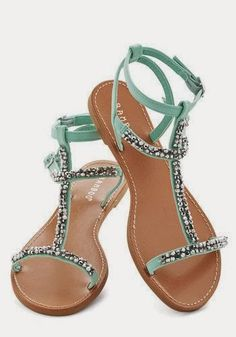 Beach side ladies shoes , enjoy your holidays on beach