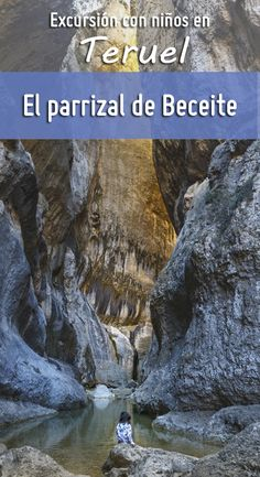 Parrizal de Beceite - Funny Tutorial and Ideas Beautiful Sites, Beautiful Places To Visit, Wonderful Places, Travel Maps, Places To Travel, Places To Go, Another Day In Paradise, Camping Humor, Aragon