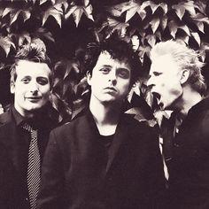 Tre, Billie & Mike