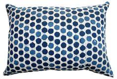 Indigo Pillow