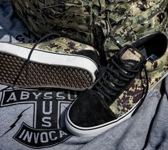 7145624eaaec DEFCON x Vans Syndicate Pack Van Shoes