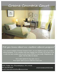 apartment referral flyer marketing toolsmarketing ideasproperty