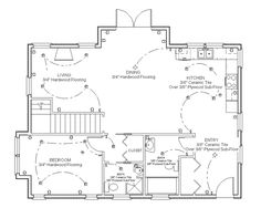Complete make your own blueprint tutorial for those designing complete make your own blueprint tutorial for those designing their own homes this process can be used for drafting construction drawings by hand malvernweather Choice Image