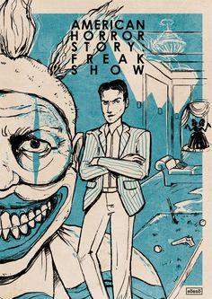 AHS: Freak Show on Behance