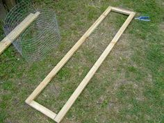 Simple, Cheap Guinea Pig Run: 5 Steps Guinea Pig Run, Guinea Pig Hutch, Running, Simple, Garden, Animals, Animales, Animaux, Lawn And Garden