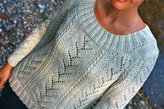 Adiri Sweater - Pullover - via @Craftsy