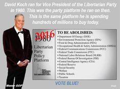 Acting out of their own self-interest? Nah... - http://holesinthefoam.us/koch-libertarians/