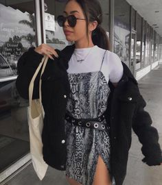 Mode Outfits, Trendy Outfits, Fall Outfits, Looks Style, Looks Cool, Girl Fashion, Fashion Outfits, Womens Fashion, Fashion Trends
