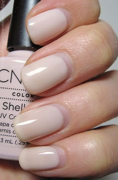 bizdram CND Shellac - UV Nagellack # cnd Hydrangeas For Everyone Hydrangeas a Opi Shellac, Shellac Colors, Uv Nail Polish, Uv Nails, Pretty Nail Colors, Pretty Nails, Uv Lack, Nagel Blog, Nagellack Trends