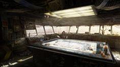 Map Room by ~sundragon83 on deviantART