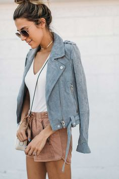 56cb63cca343 Lulus   Photo Layered Summer Outfits, Spring Outfits, Neutral Style, Blue  Style,
