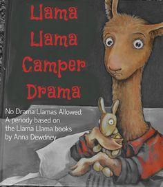 Drama Llama Poem for Girls Camp