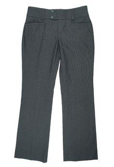 BANANA REPUBLIC Size 4 Gray Sloan Fit Pants #BananaRepublic #DressPants