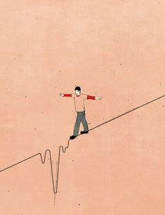 Simple But Sweet Minimalistic Illustrations By Alessandro Gottardo Tell Amazing Stories