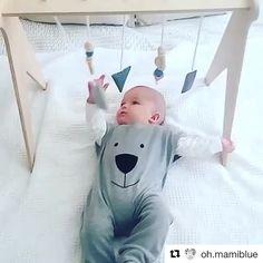 Gimnasio para bebé ChinPum  www.chinpum.eu