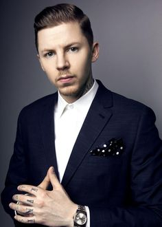 Professor Green | Hair, Tattoos and Music
