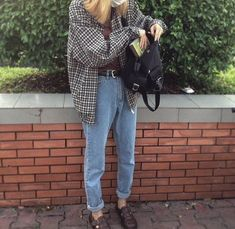 Imagem de girl, fashion, and outfit