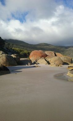 Squeaky Beach Wilson's Promontory Victoria Australia Wilsons Promontory, Victoria Australia, Beach, Places, Water, Photography, Travel, Outdoor, Water Water