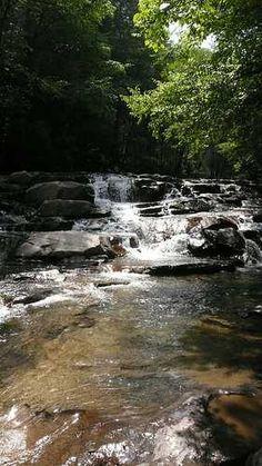 Beautiful Maryland Waterfalls