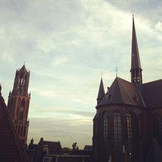 Utrecht Domchurch and Sint Willibrordchurch