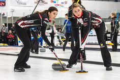 Eight elite curling teams from across Ontario headed to Elmira to compete in the 2019 Ontario Provincial Championships.