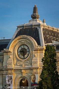 Le Musée d'Orsay, by Brian Jannsen Photography