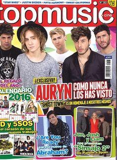 TOP MUSIC  nº 183 (Decembro 2015)
