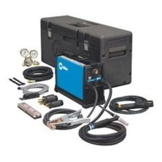 The Miller Electric TIG Welder, DC, Maxstar 150 STL, 115/230VAC provides optimum mobility and efficiency in the most of compact TIG/Stick packages in the industry. Dependability and performance all in one device.