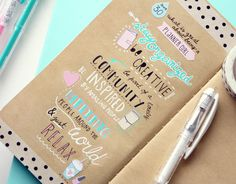 #listersgottalist June 30: what is great about being a planner girl