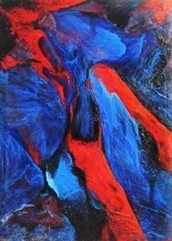 Blaurot | KunstiX