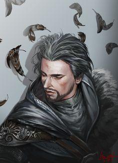 Ezio by yangngi.deviantart.com on @deviantART