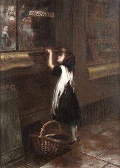 Victorian British Painting: Augustus Edwin Mulready
