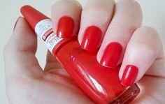 Inspire-se, com Nicce Burlamaqui: Esmaltes vermelhos -  Um arraso de tão lindos!