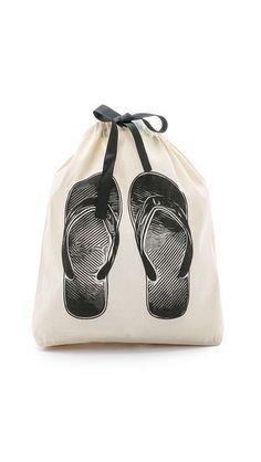Bag-all Flip Flop Organizing Bag