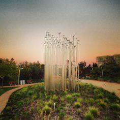 Tongva Park in Santa Monica, CA