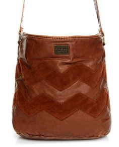 O'Neill Misty Brown Vegan Leather Purse