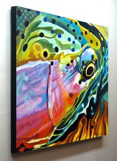 Canvas A.D. Maddox