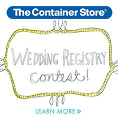 Getting married? Get your home organized!