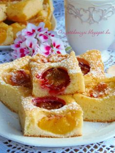 What To Make, Cakes And More, Cereal, French Toast, Cheesecake, Yummy Food, Sweets, Cookies, Dinner