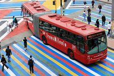 Transmilenio Bogotá, Colombia. Buses, Sustainability, Transportation, Travel, Bogota Colombia, Blanco Y Negro, Objects, Nature, Voyage