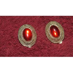 Earrings - Red - Clip-on in the Earrings category was listed for on 27 Jul at by amazingfindz in Nelspruit Jewelery, Earrings, Red, Jewlery, Ear Rings, Jewels, Stud Earrings, Jewerly, Schmuck
