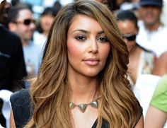 Latest Kardashian Sisters Ombre Hair Color Inspirations Summer