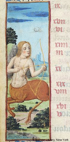 Book of Hours | France, Paris, 1480-1500 | The Morgan Library & Museum