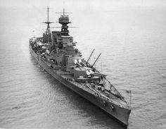 Flawed concept - 15 in battlecruiser HMS Hood in 1931.  Designed to sweep the trade routes of enemy cruisers, once the enemy produced similar designs they became 'eggshells armed with hammers'.  Always glamorous because of their length and speed, three were lost to catastrophic magazine explosions at Jutland in 1916, and the last and biggest - Hood herself - went the same way against Bismarck 25 years later.