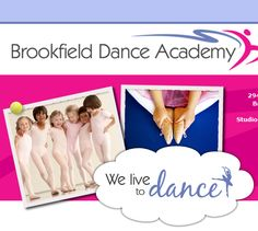 Brookfield Dance Academy - Where I teach Classical Ballet and Character Dance!